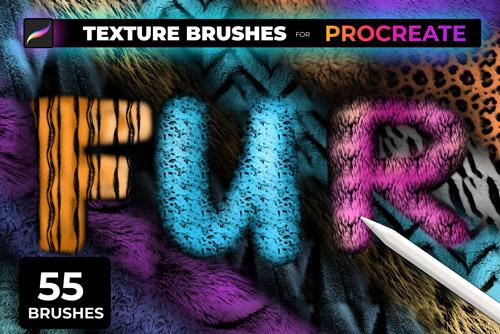 Fur Texture Brushes.jpg