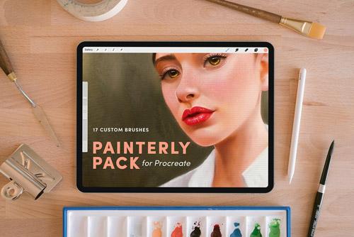 Painterly Pack.jpg