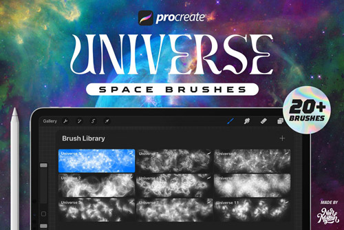 Universe Space Brushes.jpg